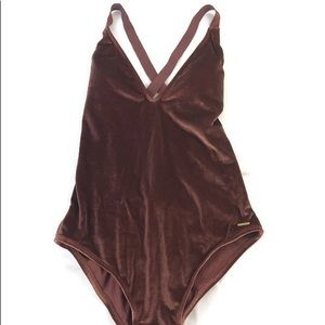 Roxy Western Escape Velvet One-Piece Swimsuit